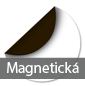 Magnetické samolepky